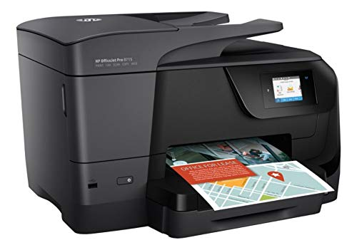 HP Officejet Pro 8715 All-in-One Multifunction Printer - Thermal Inkjet - Print/Copy/Scanner/Fax by HP (Image #1)