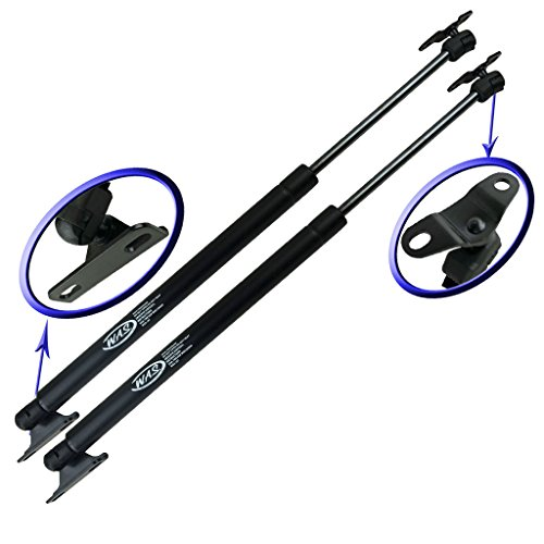 Two Rear Hatch Liftgate Gas Charged Lift Supports for 2001-2007 Toyota Highlander. Left and Right Side. WGS-397-2