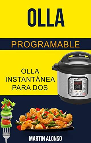 Amazon.com: Olla programable: Olla Instantánea para Dos ...