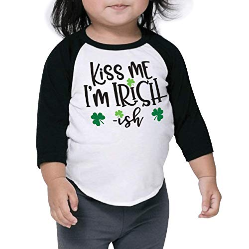 Kids and Toddler Unisex Kiss Me I