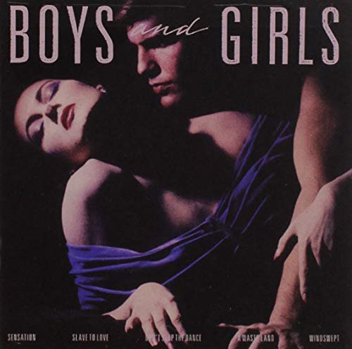 Boys And Girls (The Best Of Bryan Ferry And Roxy Music)