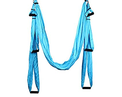 Amazon.com: Olayer Flying Yoga Inversion Swing Hammock For ...