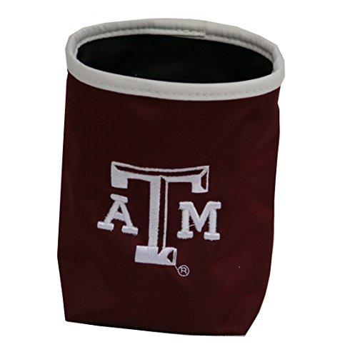 NCAA Texas A&M Aggies Logo Car Pocket Organizer - by Little - With Logo Sunglasses M