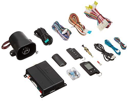 Clifford 5706X 2 Way LCD Hybrid System (Best Car Alarm Systems)