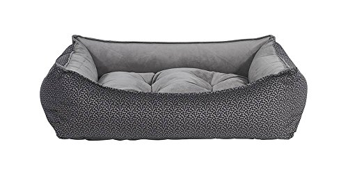 Bowsers Scoop Bed, Large, Pewter ()