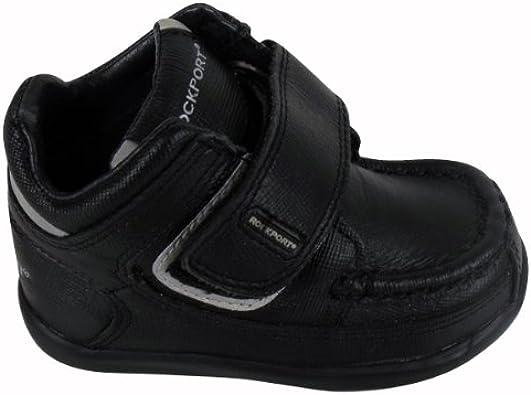 Rockport Boys Kids Black Toddler Mweka