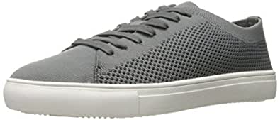 Kenneth Cole REACTION Men's on The Road Fashion Sneaker, Grey, 11 M US