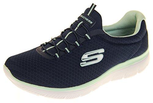 légères bleu en mémoire à Chaussures Footwear Skechers vert marine Studio vert tennis de mousse wYxXwqpCZn