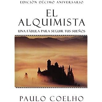 #20 El Alquimista: Una Fabula Para Seguir Tus Suenos