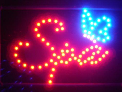 ADV PRO led052-r SPA Beauty Salon LED Neon Sign WhiteBoard by AdvPro Led (Image #3)