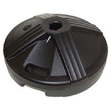 US Weight FUB1B 50-Pounds Umbrella Base (Black)