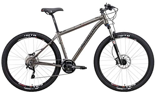 Motobecane Fantom 29 Comp WTB TCS Tubeless Compatible Hydraulic Disk Brake 29er Hardtail Mountain Bike (Matt Gray, 17.5