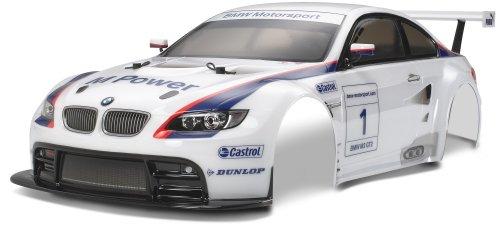 - BMW M3 GT2 Lightweight Body Set: 1/10 All