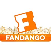 $25 Fandango Gift Cards - E-mail Delivery