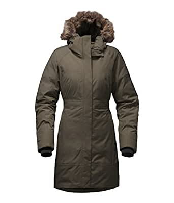 The North Face Women's Arctic Parka II - New Taupe Green - XS