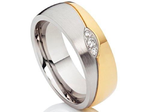 2 Eheringe Hochzeitsringe Trauringe Verlobungsringe Aus Edelstahl