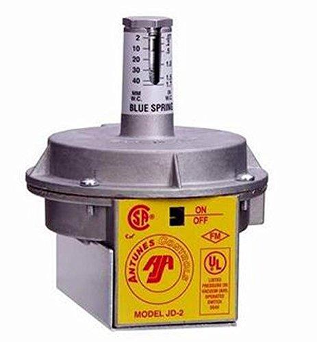 (Model JD-2-Blue - Air Pressure Switch)