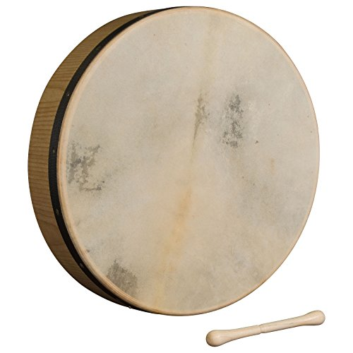 Trinity College TB-6 Irish Bodhran - Oak Rim