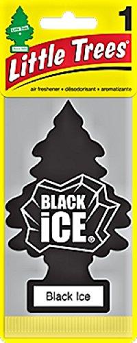 076171101556 - Little-Trees Black Ice Little Tree Air Freshener- 24 Pack carousel main 0