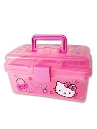 Hello Kitty Caboodle Case: Lovely
