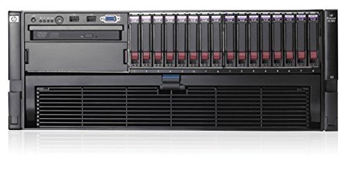 HP ProLiant DL580 G5 Server - 2 x Xeon 2.4GHz - 4GB DDR2 SDRAM - Ultra ATA , Serial Attached SCSI RAID Controller - Rack