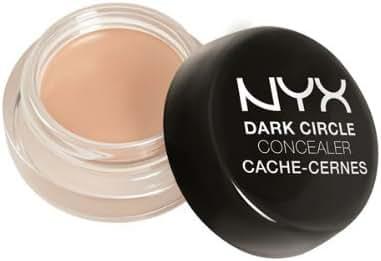 NYX PROFESSIONAL MAKEUP Dark Circle Concealer, Light