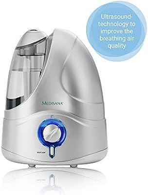 Medisana UHW Umidificador ultrasónico, purificador de aire para ...