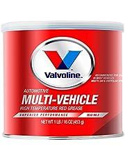Valvoline General Multi-Purpose Grease, Red , 454g - VV614