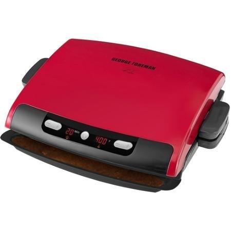 george foreman grill timer - 4