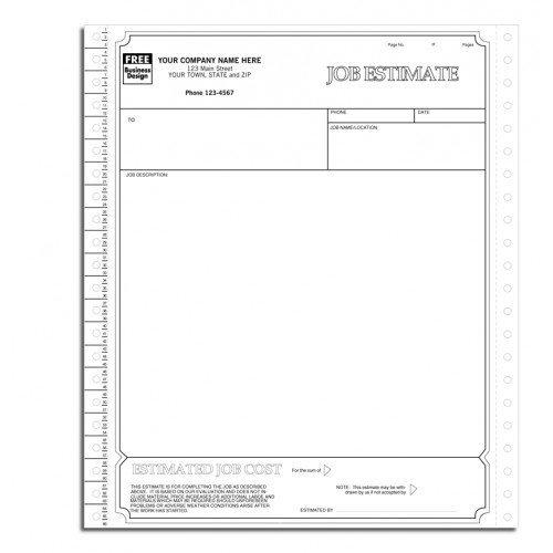 Continuous Invoice - 5