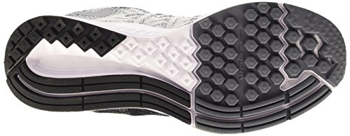 Nike Air Zoom Elite 8, Zapatillas de Running para Hombre Negro / Blanco / Gris (Black/White-Wolf Grey-Drk Grey)