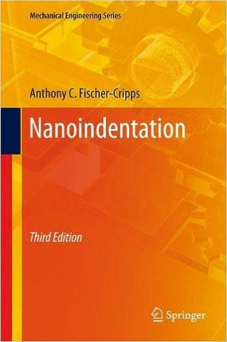 Nanoindentation (Mechanical Engineering Series)