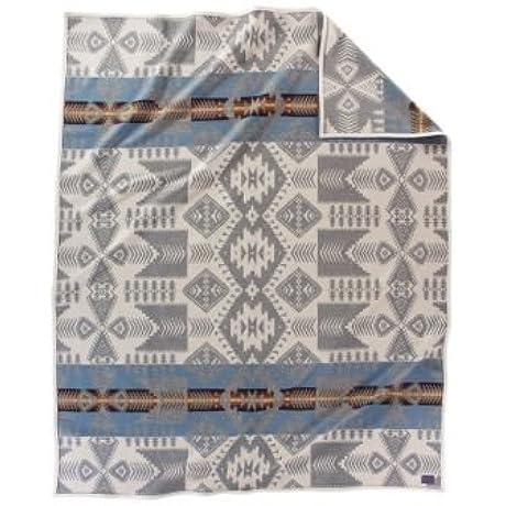 Silver Bark Blanket By Pendleton