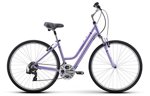 Diamondback Bicycles Women's Vital 2 Complete Hybrid Bike