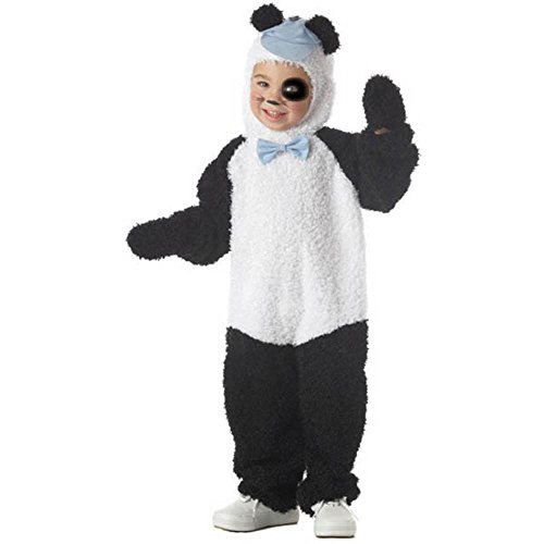 Toddler Playful Panda Costume (Size:2-4T)