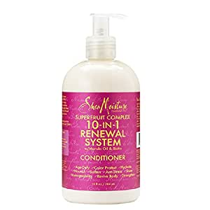 SheaMoisture SuperFruit Complex 10-in-1 Renewal System Conditioner, 13 Ounce