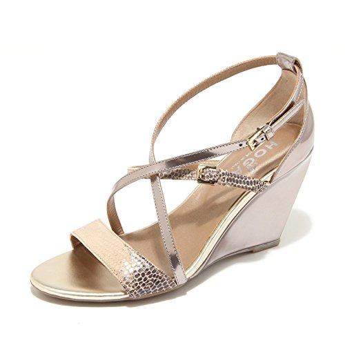 3420L sandali donna bronzo HOGAN H227 scarpe shoes women bronzo