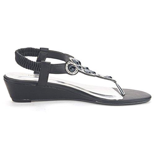 Dream Pairs Pershian Women S Summer Low Heel Casual
