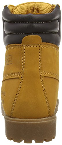 Dockers by Gerli 35XE205-300910 Damen Combat Boots Beige (golden tan 910)