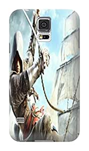 fashionable TPU New Style Patterned Phone Case/cover for Samsung Galaxy s5