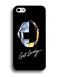 Daft Punk Design Fascinating Series Music DJ Iphone 6 Plus Tough Case (5.5 Inch)