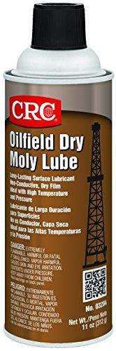 CRC 3284 Oilfield Dry Moly Lube, 11 WT oz, -