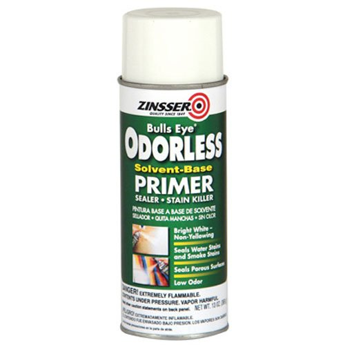 Zinsser Bulls Eye Odorless Primer Sealer 13 Oz Aerosol