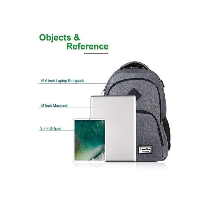 41LfliYz %2BL 【Practical compartimiento y Volume】3 grande independiente particiones, 11 compartimentos, capacidad 35L. K hace con compartimiento para el portátil ajuste del ordenador portátil de 15.6 pulgadas y 15 pulgadas, 14 pulgadas y 13 pulgadas Macbook/portátil y otros artículos. Elementos de almacenamiento de información más razonables. 【Puerto USB Diseño】Con construido en el cargador USB exterior y construido en el cable de carga en el interior, un compartimento con cremallera separada en la bolsa para poner la línea de datos, fácil de organizar! Esta mochila USB le ofrece una manera más conveniente para cargar sus dispositivos mientras se camina . 【Unique tela de Oxford y Zipper】Oxford de espuma material: resistente e impermeable, no fácil a la arruga y sucio. Brillante y más de moda. Tirador de la cremallera de alta calidad impide la cremallera consigue pegada, larga vida de servicio!