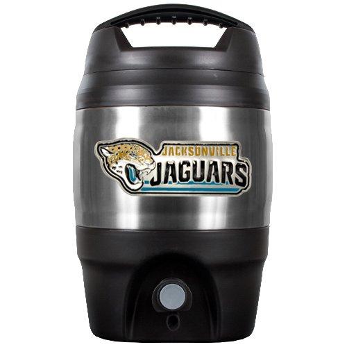 NFL Jacksonville Jaguars 1 Gallon Tailgate Keg