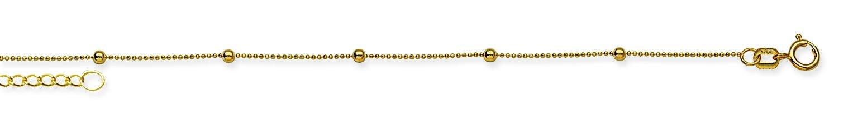 Anklet, 10'' Inches 14Kt Gold Anklet