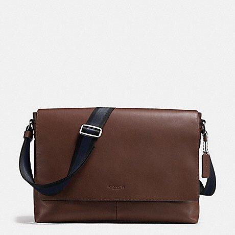 Coach Leather Flap Bag - 1
