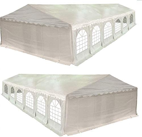 PE Party Tent Canopy with Storage Bags – X20 Series 40 X20