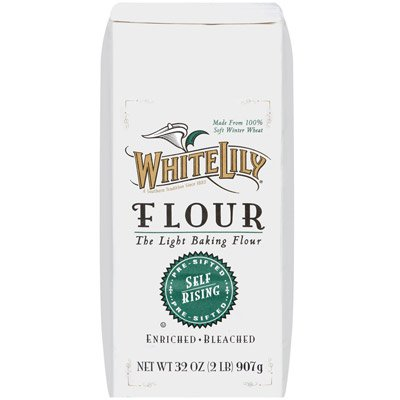 White Lily Self-rising Flour, 2 Lb - 4 Pack