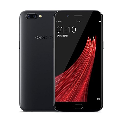 6.0'' Original OPPO R11 Plus Mobile Phone Android 7.1 4G LTE Snapdragon 660 Octa Core 6G+64G 20MP Selfie Fashion VOOC 4000mAh (Black) by OPPO Digital